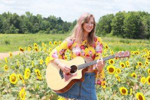 charlote nc singer songwriter Ellie Morgan