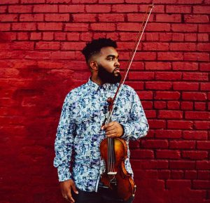 Emanuel Wynter charlotte nc area violinist