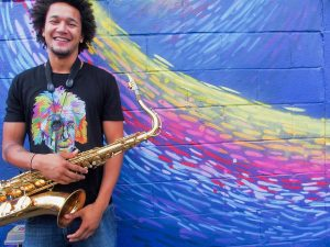 charlez360 charlotte nc saxophonist