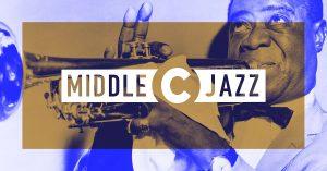 Middle C Jazz Logo, Charlotte NC