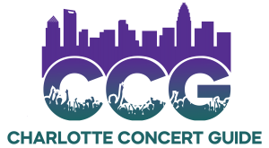 Charlotte Concert Guide Logo transparent background