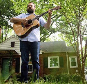 Josh Daniel Charlotte, NC musician
